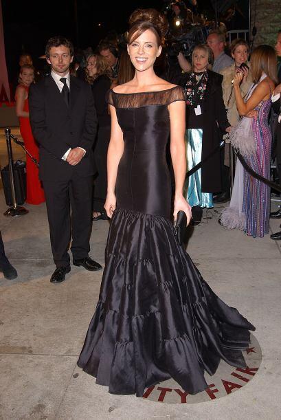 Aunque tenga cara de angelito, parece que la actriz Kate Beckinsale hizo...