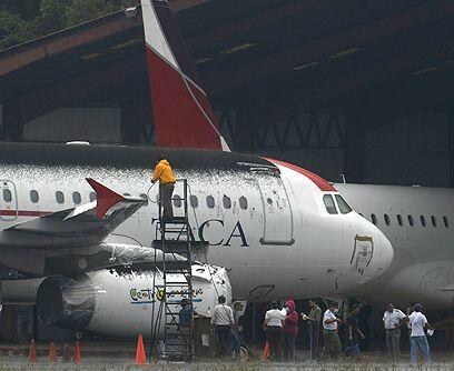 Pájaros dormidos. Entre el 27 y el 29 de mayo en Guatemala no hubo vuelo...