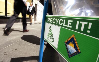 Aprende a separar la basura y salvar al planeta
