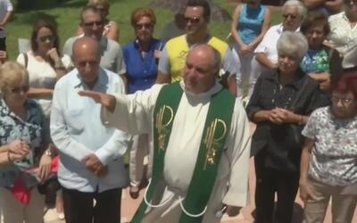 Padre Juan Rumín Domínguez aclara por qué renunció a la dirección de la...