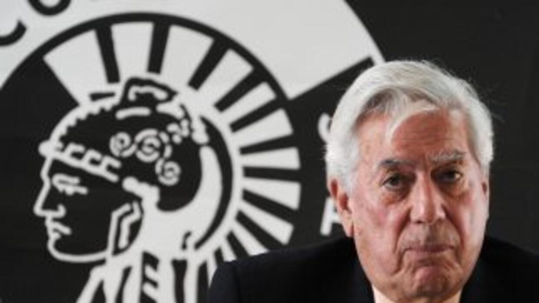 El Premio Nobel de Literatura 2010 Mario Vargas Llosa cree que la oposic...