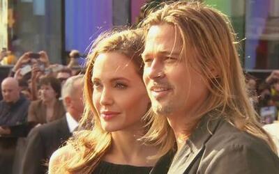 Últimos detalles de la boda de Angelina y Brad Pitt