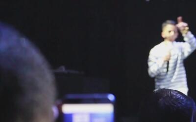 Joven rapero lanza mensaje para concientizar a la comunidad