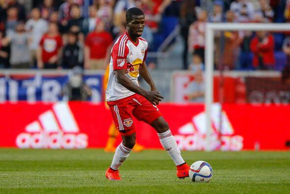 KEMAR LAWRENCE (DEF) | New York Red Bulls: El jamaiquino le ha quitado l...