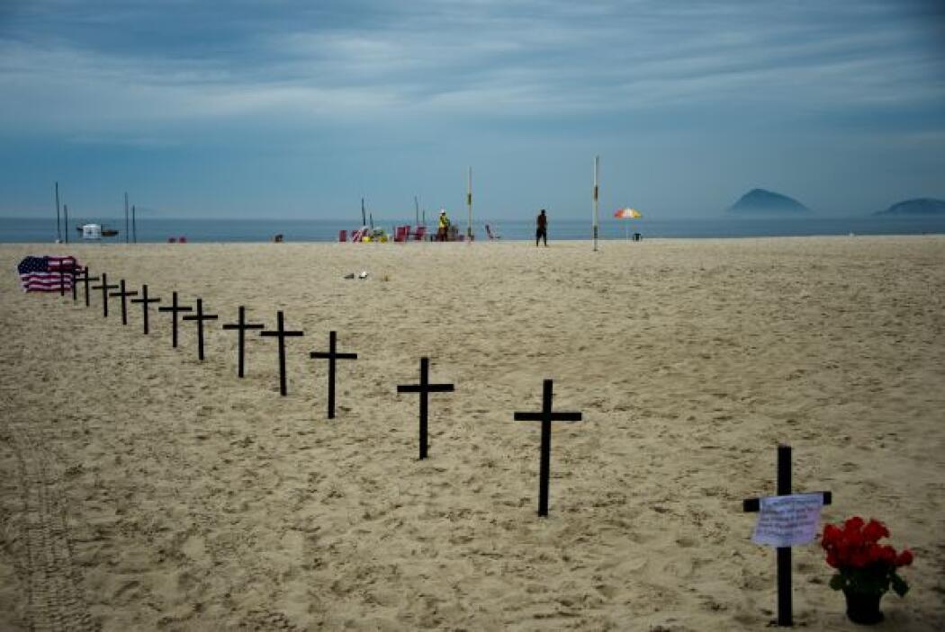 Río de Janeiro vivió una tragedia similar a la de Connecticut en abril d...
