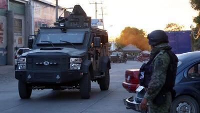 Presuntos templarios detenidos tras un tiroteo en Michoacán
