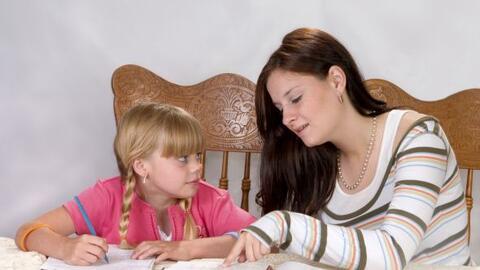 Para mejorar sus 'grades' o preparar un examen, puede que tu niño necesi...
