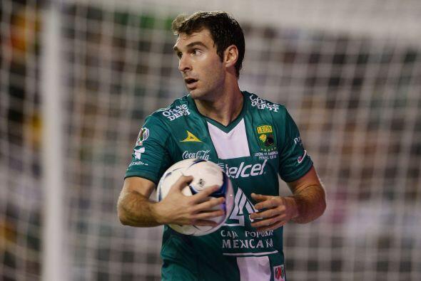 Para cerrar la lista está Mauro Boselli de León. Desde su llegada a la '...