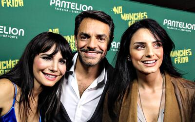 Premiere de 'No manches, Frida'