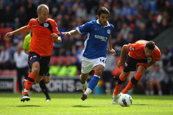 Wigan abrió la tercera jornada de Inglaterra con un importante triunfo s...