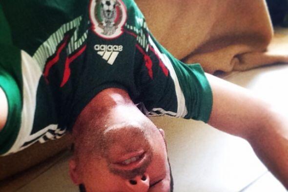 Carlos Calderón de plano se quería desmayar.  Todo sobre e...