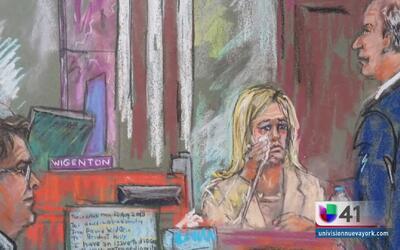 Una acusada del caso 'Bridgegate' rompe el silencio en corte federal