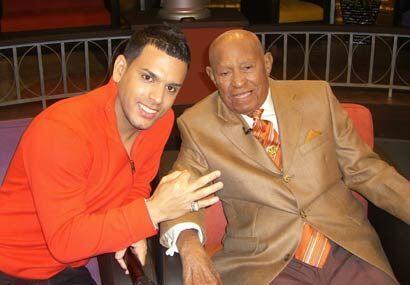 Tito El Bambino compartió con Milito que acaba de cumplir 103 a&n...
