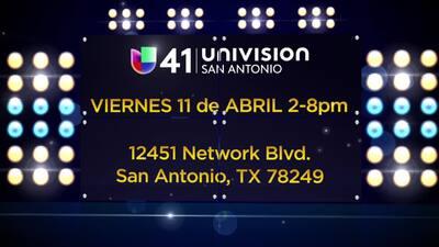 Audiciones para Univision 41