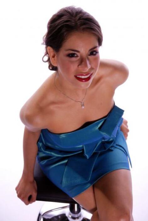 Fue en Dallas donde nació su interés por representar a la Belleza Latina.