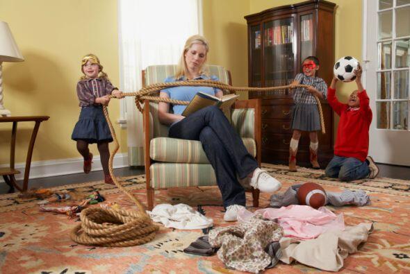 Flexibilidad: Si algo los niños nos dejan claro es que no todo ti...
