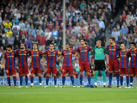 Barcelona encaró su 'Derby' local, ante el Espanyol, en busca de...