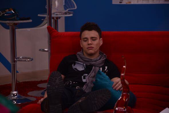 Luis es orgulloso y le molesta que Marlin y le molesta que siempre est&a...