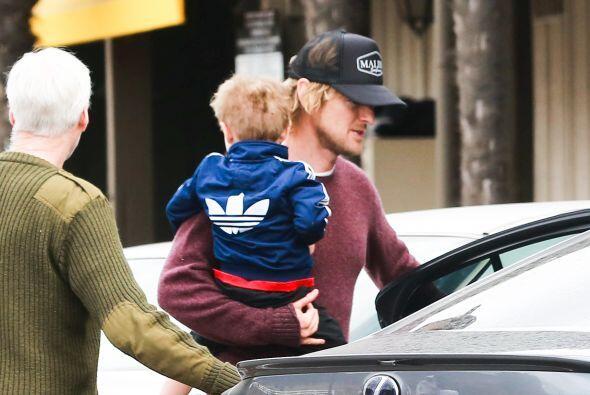 Owen acaba de convertirse en padre por segunda vez. En esta ocasión tuvo...