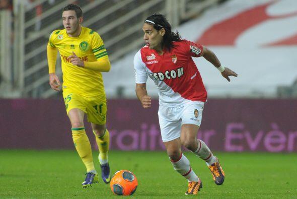 El jugador del Mónaco de Francia ha sido considerado el mejor jug...