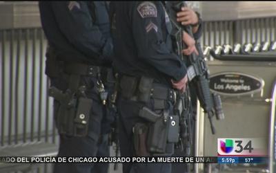 Aumenta seguridad en el aeropuerto por 'Thanksgiving'