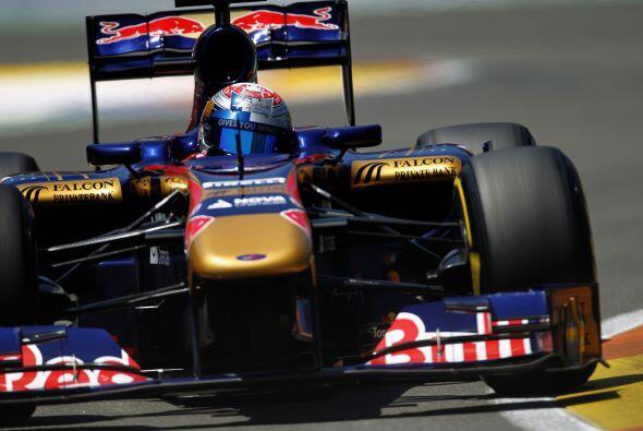 El alemán Sebastian Vettel ganó por sexta vez en el a&ntil...