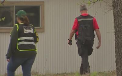 Autoridades reanudan la búsqueda de Michael Chambers, desaparecido hace...