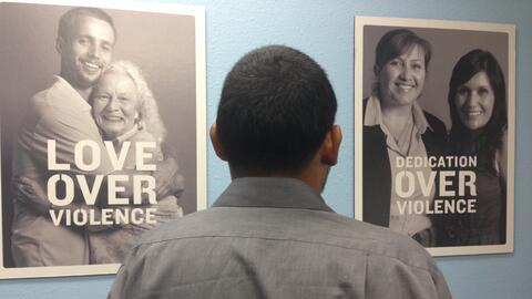 Uno de cada tres hombres en California han sido víctimas de viole...