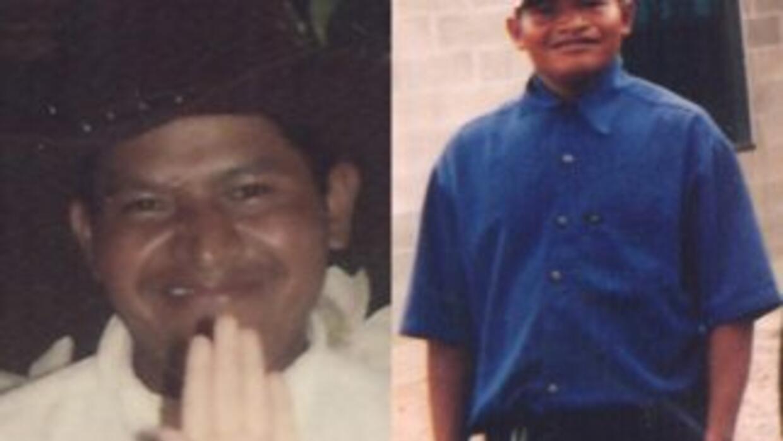 Se busca a familiares o amigos de Ramón Alvarado, un hombre de 32 años.