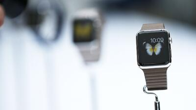 El Apple Watch, iPhone 6 y el iPhone 6 Plus, lo más novedoso de Apple