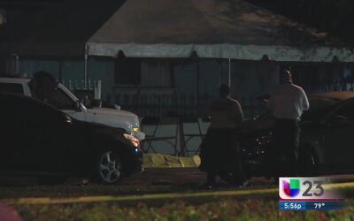 Dos personas fueron asesinadas en un velorio