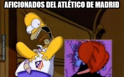 Memes del pase del Atlético ante Bayern