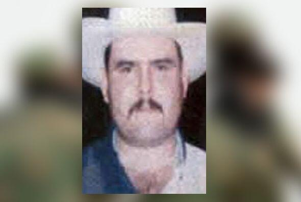 Fue detenido en el noroeste de México el 12 de septiembre de 2012.