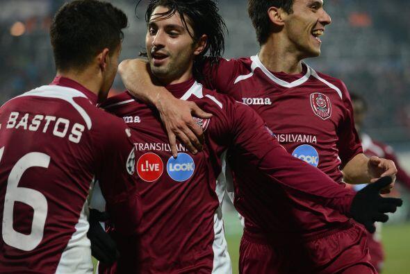 Por último, Rui Pedro lideró al Cluj para imponerse al Braga, que de pas...