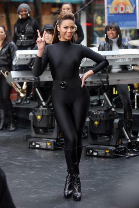 En 2006 Beyoncé lanzó su segundo álbum como solista, titulado B'Day.