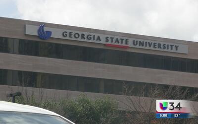 Denuncian asalto en la universidad de Georgia