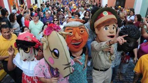 Fiestas de la calle San Sebastián