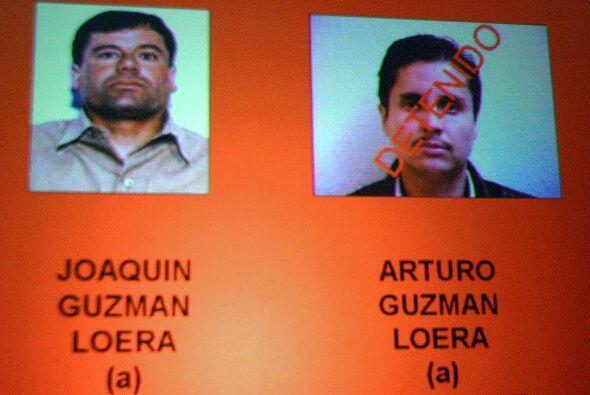 """Joaquín Archivaldo Guzmán Loera, también conocido como """"El Chapo"""" Guzmán..."""