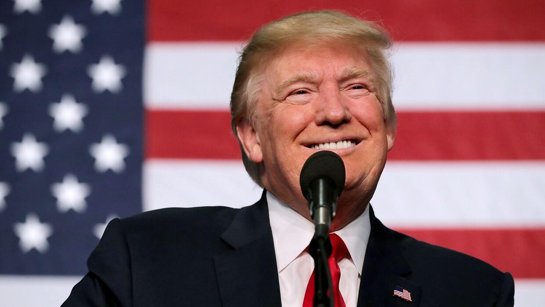 Trump tiene el más bajo nivel de aprobación de un presidente pero, si la...