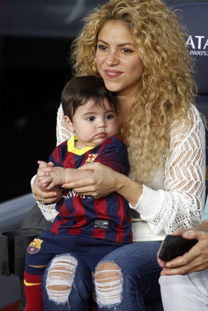 Desde muy pequeño se lo llevaban a los estadios y miren nada m&aa...
