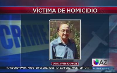Buscan a testigos del homicidio de un anciano en Chandler