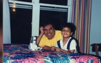 Confirmado: Luis Alberto Aguilera sí es hijo de Juan Gabriel