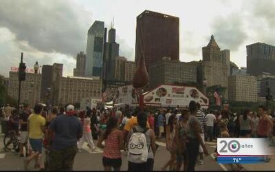 'Aguado' el Taste of Chicago este año