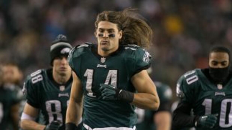 Riley Cooper regresaría a Eagles tras disfrutar del mejor año de su carr...