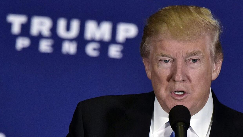 """Donald Trump: """"Demandaré a todas esas mentirosas cuando la campaña haya..."""
