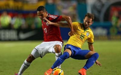 Brasil vs. Colombia Previa
