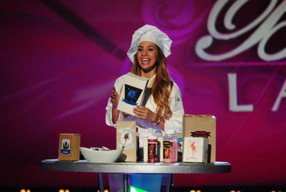 Nuestra ganadora del Casting Virtual, Albanery Badía, preparó una receta...