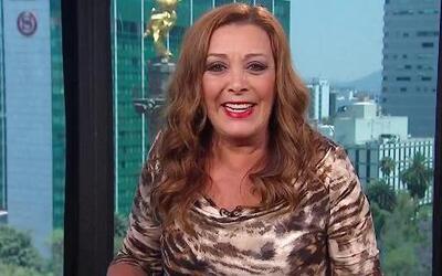 Silvia Pasquel goza de ser una italiana pícara en 'Qué Pobres Tan Ricos'