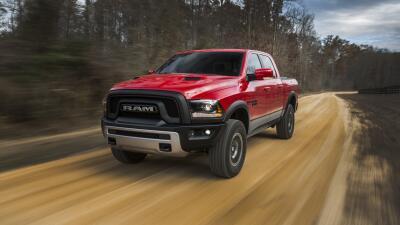 Ram 1500 Rebel 2016