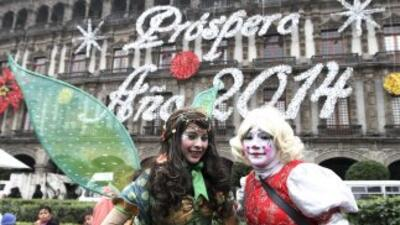 En diferentes países de América Latina se alista para la llegada del Año...